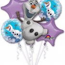 Frozen Olaf Bouquet Balloon