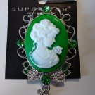 Victorian Style Cameo