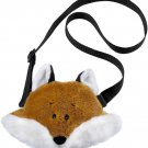 "Ganz 4.5"" Fox Shoulder Purse Plush"