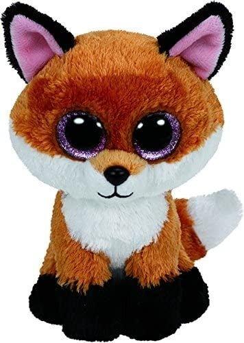 Ty Beanie Boos Slick The Brown Fox