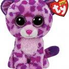 Ty Beanie Boos Glamour Leopard Plush