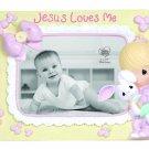 """""""Jesus Loves Me"""", Resin Photo Frame"""