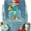 Disney Sea Treasures Ariel Snow Globe