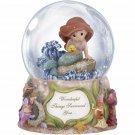 Disney The Little Mermaid Wonderful Things Surround You, Musical, Snow Globe