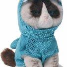 """Grumpy Cat Shark Beanbag Plush, 7"""""""