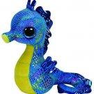 "Ty Beanie Boo Neptune Seahorse 7"""
