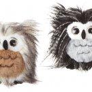 "Little Hoots Owls Plush, 5.5"""
