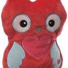 Valentine's Tweetheart Owl Plush