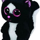 Ty Beanie Boos Flora Black/White Skunk