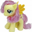 Ty Beanie Babies Fluttershy My Little Pony Plush 6""