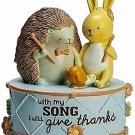 With My Song I Will Give Thanks.... Musical Box
