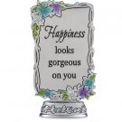 Happiness looks gorgeous on you....