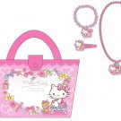 Hello Kitty Bag Accessories Set for Girls