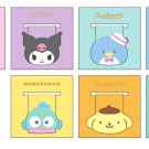 Hello Kitty and Friends Face Magnet Clips - 10 styles to choose from