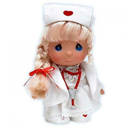 Precious Moments Mini Moments Nurse, Blonde
