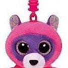 Ty Beanie Boos Roxie Plush Clip