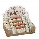 """Li'l Hamsters Plush, 3.5"""""""