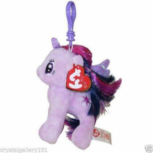 My Little Pony TY Twilight Sparkle Clip