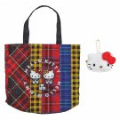Hello Kitty and Mimmy Birthday Reusable Shopping Bag Beach Bag / Beach Tote