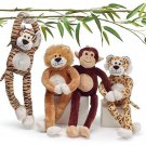 Plus Jungle Animal Set of 4