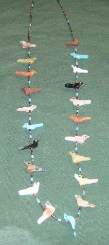 All Bird Necklace