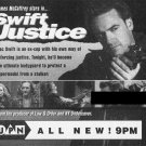 Swift Justice - Complete Series UPN 1996
