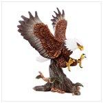 Eagle Landing Statue