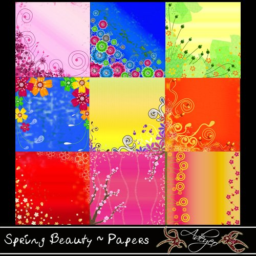 Adeyeo-Spring Beauty Papers