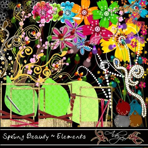 Adeyeo-Spring Beauty Elements