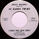 Le Garde Twins - I Could Have Been Lonely / Coo-ee Call - Vinyl 45 Record on Entity - Country