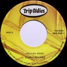 Staple Singers - Help Me Jesus / Swing Low Sweet Chariot - Vinyl 45 Record on Trip - Gospel