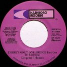 Robinson, Cleophus - There's Only One Bridge Part 1 / Part 2 - Vinyl 45 Record on Nashboro - Gospel