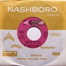 Robinson, Cleophus - God Be With You / A Place For Me - Vinyl 45 Record on Nashboro - Gospel