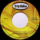 Harmonizing Four - Farther Along / All Things Are Possible - Vinyl 45 Record on Trip - Gospel