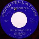 Chandler, Gene - Soul Hootenanny Part 2 / Here Come The Tears - Vinyl 45 Record - R&B Soul