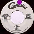 Aria - Aria - Vinyl 45 Record on Camerica - Promo - R&B Soul