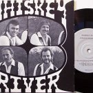 "Whiskey River - Self Titled - Signed Cover - Vinyl EP 7"" Record - Country Rock"