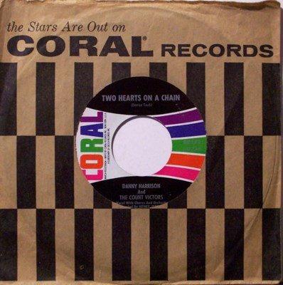 Harrison, Danny & The Count Victors - It Was A Nightmare - Vinyl 45 Record - Rock