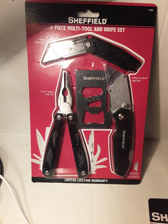 Sheffield  tool set