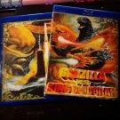 Godzilla vs. King Ghidorah (1991) Region Free Bluray  English Subtitle