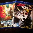Godzilla vs Mothra 1992 Region Free Bluray The Battle for Earth English Subtitles
