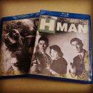 The H-Man 1958 Region Free Bluray Kaiju English Subtitles Bijo to ekitai ningen