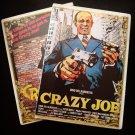 Crazy Joe 1974 Region Free DVD