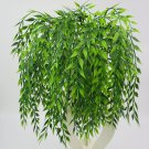 Green Hanging Plant Artificial Plant Willow Wall Home Decoration Balcony Decoration Flower Basket