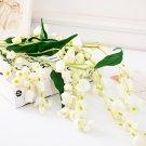 Campanula Artificial Flowers Non-woven Fabrics Fake Flowers Acacia Elegant Home Decoration
