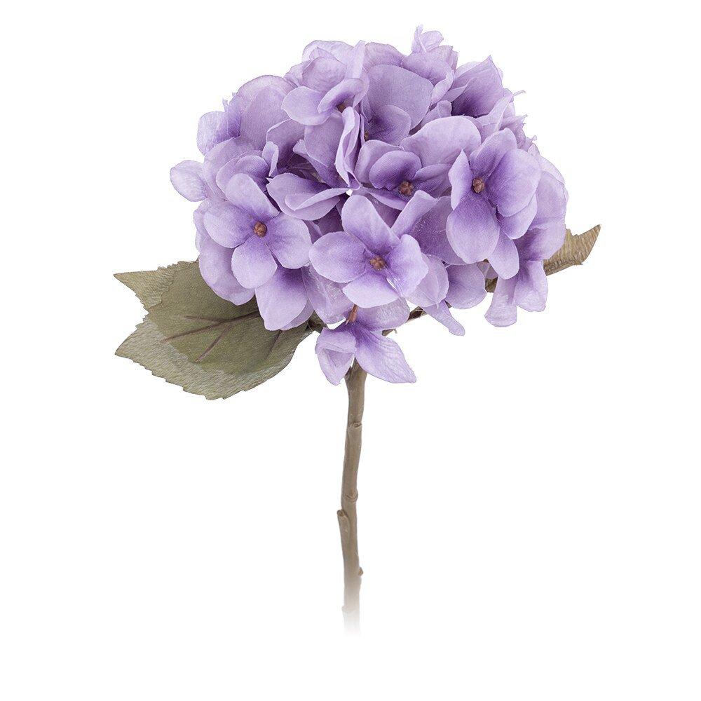 Artificial hydrangea flowers home silk plastic flower high quality fake decoration