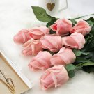 10 pieces. / Lot Real Touch Rose Artificial Flowers Party Flowers Home Decorative Flowers