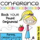 Conference Forms to Rock Your Parent Conferences
