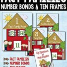 Fact Families, Number Bonds, and Tens Frames