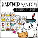 Picking Partners, Pairing Students, Partner Cards